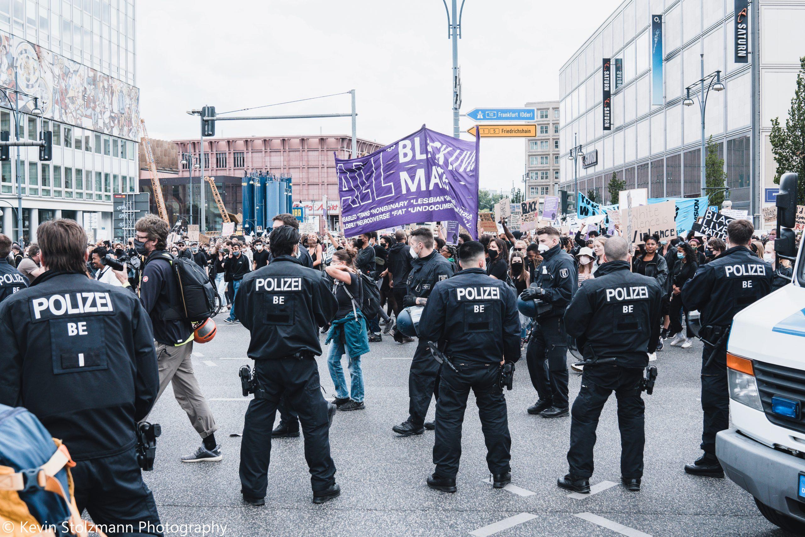 Nein Zu Rassismus Demo Köln
